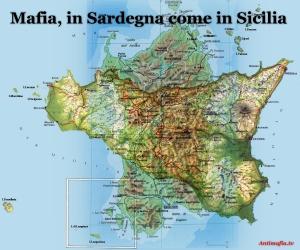 Mafia in Sardegna come in Sicilia.