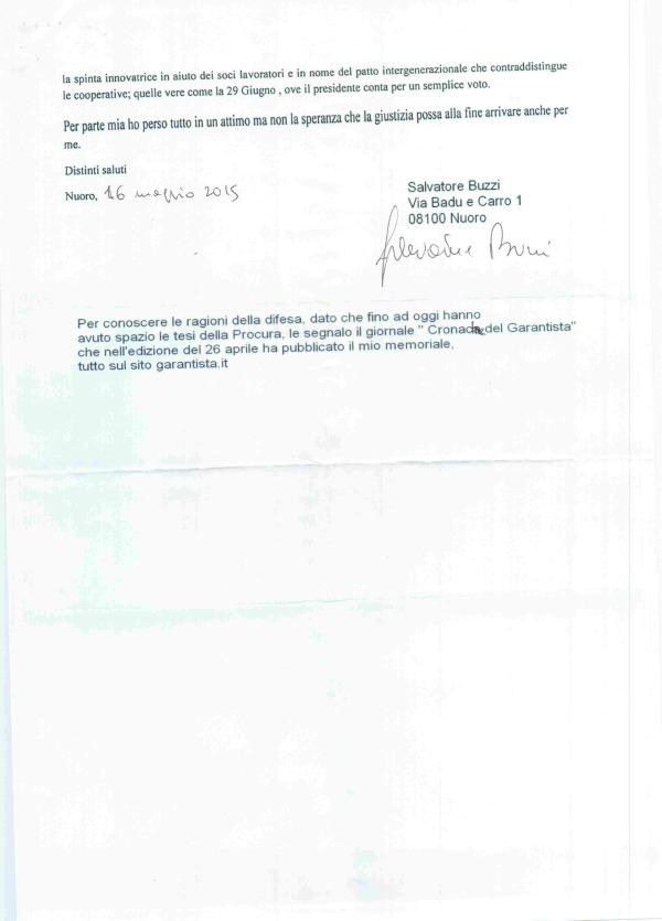 Buzzi scrive a Marino (3^ e ultima pagina)