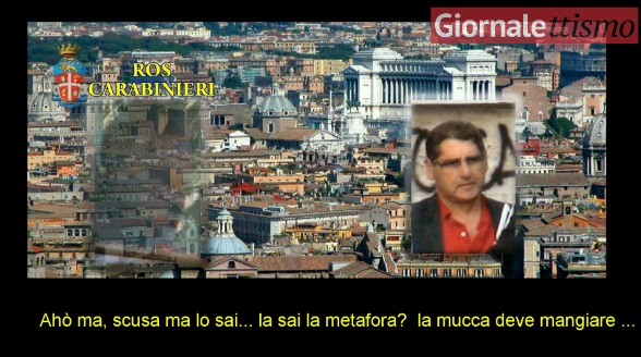 Roma, mafia capitale, giugno 2015